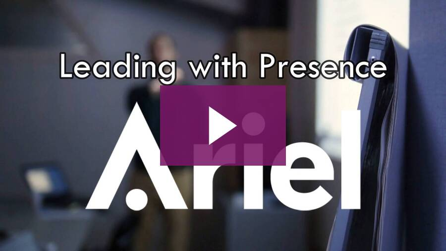 Leading with Presence Marketing video 7.26.19