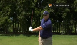 "Principle 6: ""L"" In Backswing"
