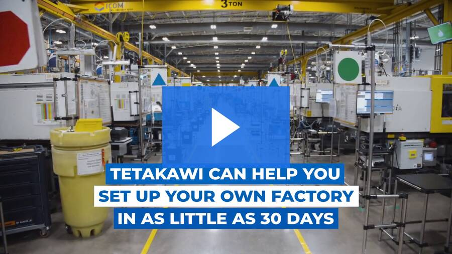 Tetakawi: Set-Up a Factory in Mexico in 30 days