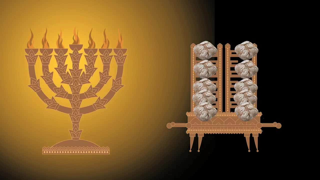 Terumah: Is There a Face Hiding in the Tabernacle?