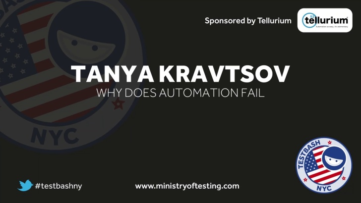 Why Does Automation Fail? – Tanya Kravtsov