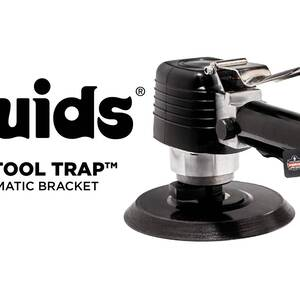 Ergodyne Product Video - Squids<sup>®</sup> 3798 Power Tool Bracket – Pneumatic Tool Trap<sup>™</sup>