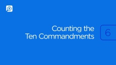 Counting the 10 Commandments