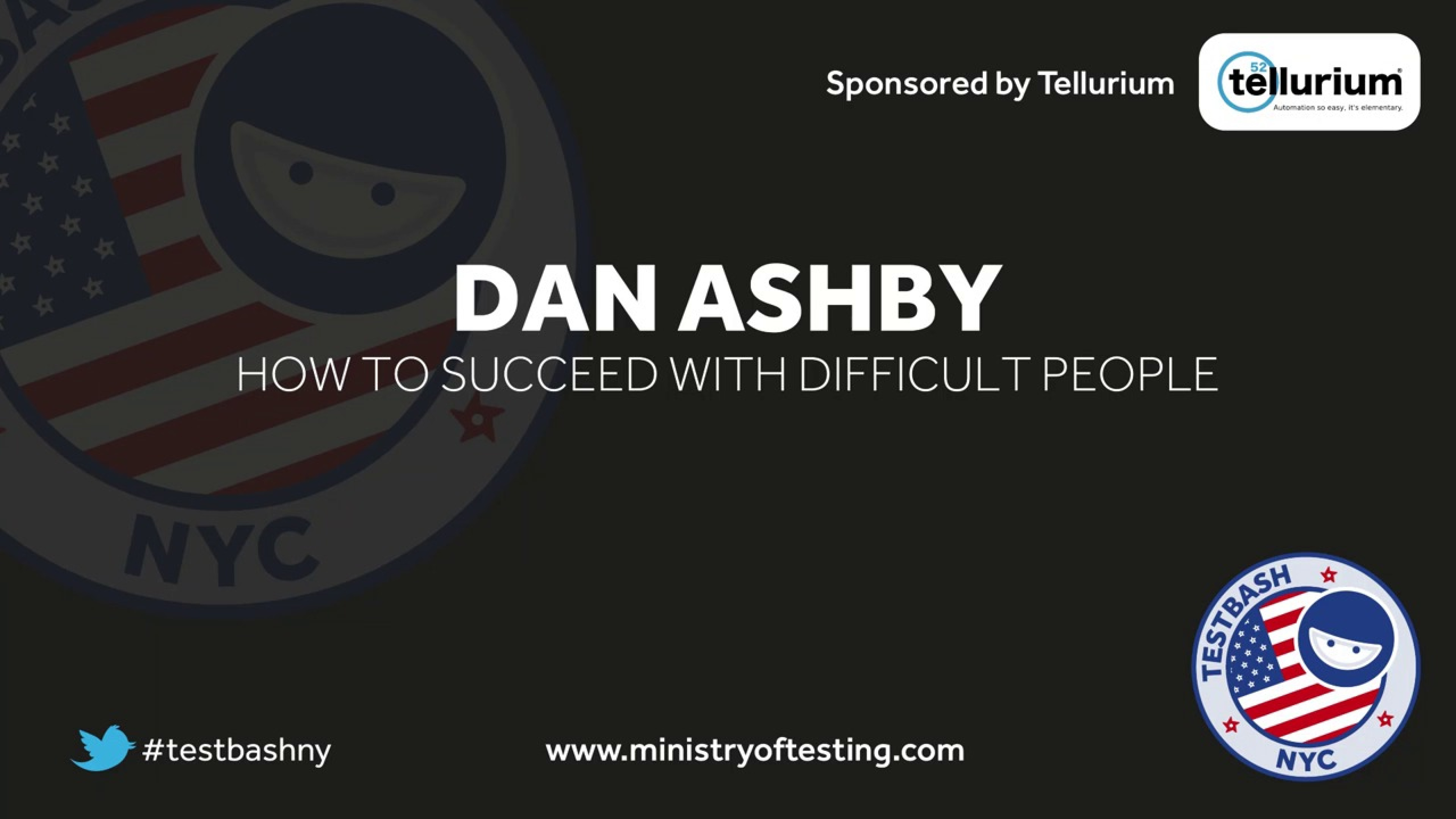 How To Succeed With Difficult People – Dan Ashby