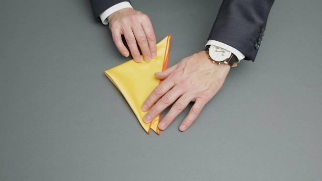 stile squisito intera collezione marchio popolare 10 ways to fold a pocket square