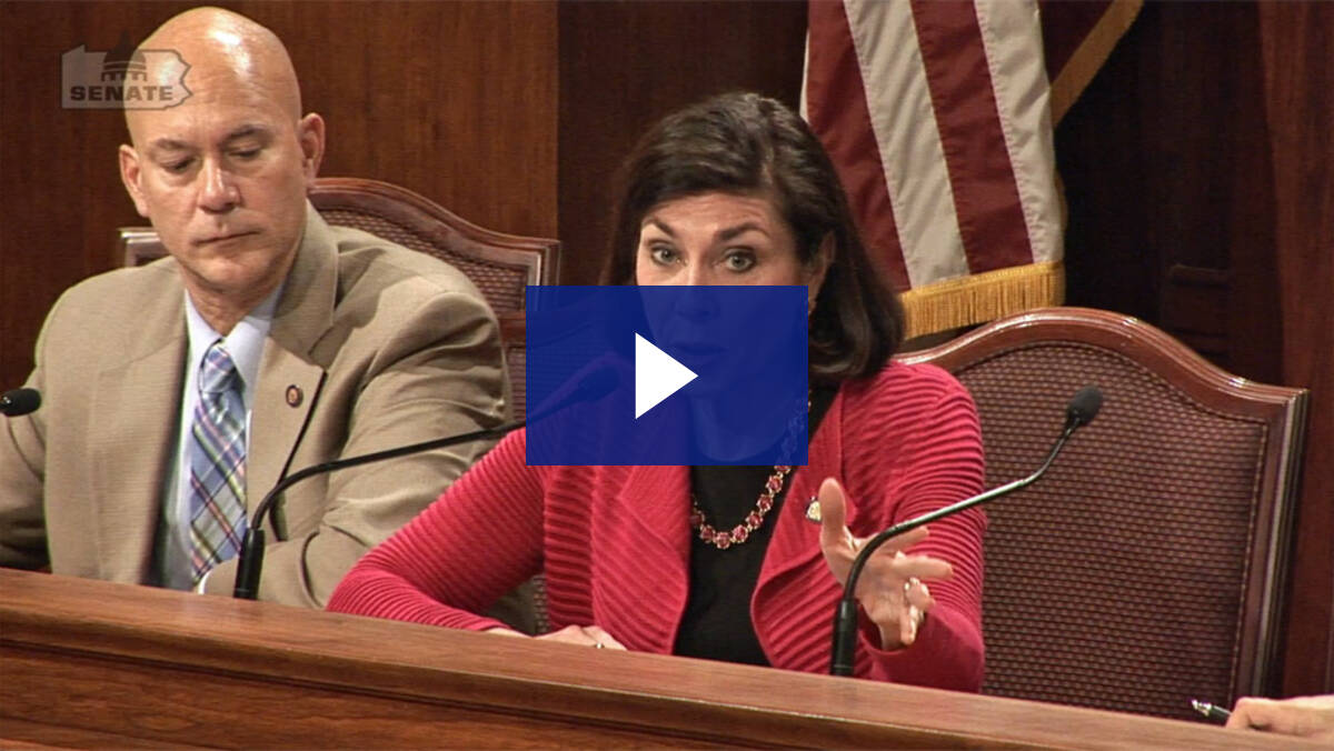 2/24/20 – Budget Hearing Q&A: Aging