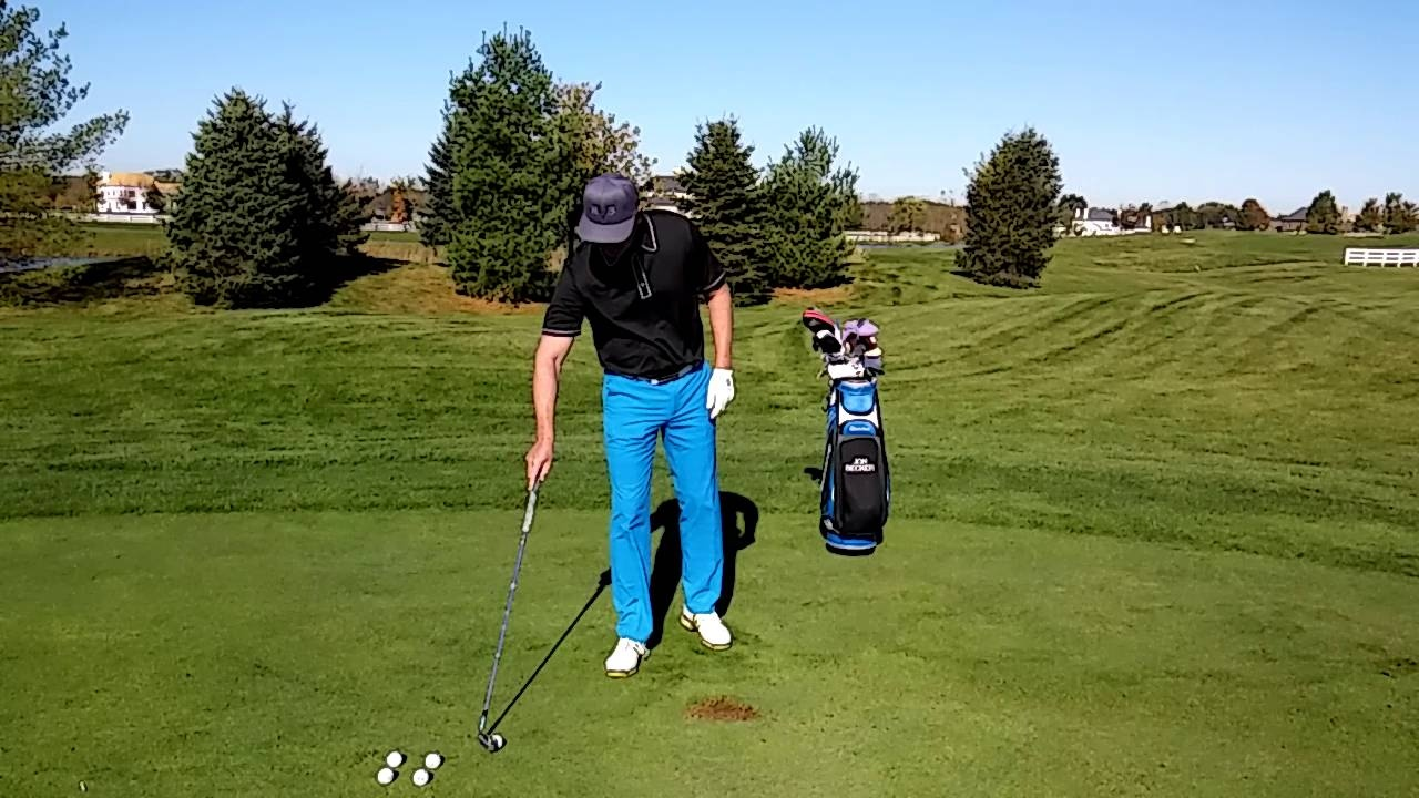 Fix Your Release with this Easy Drill to Eliminate Shanks