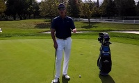 Practice Breaking Putts with this Simple 3 Tee Drill