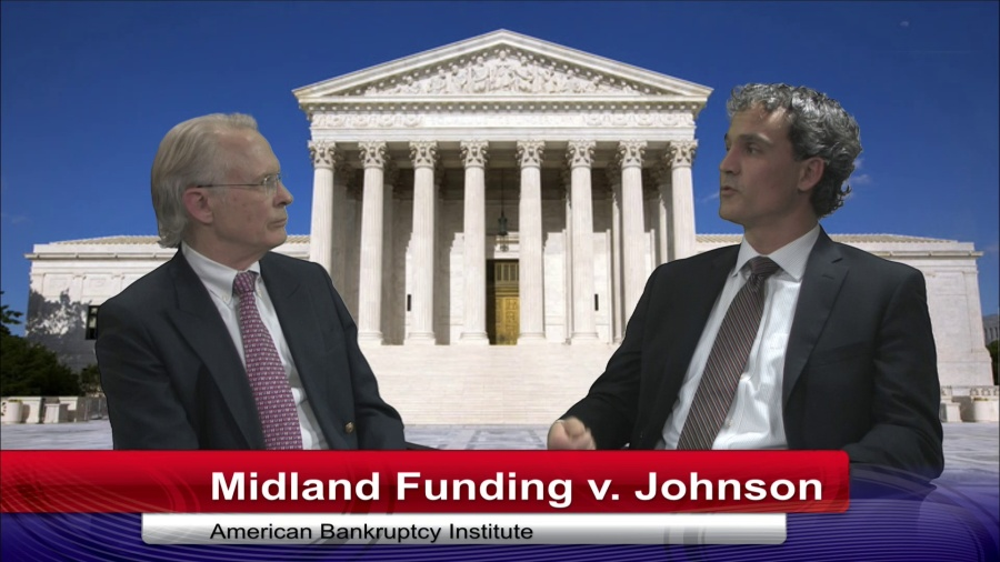 Recap of Oral Argument in Midland Funding v. Johnson - 01-17-2017