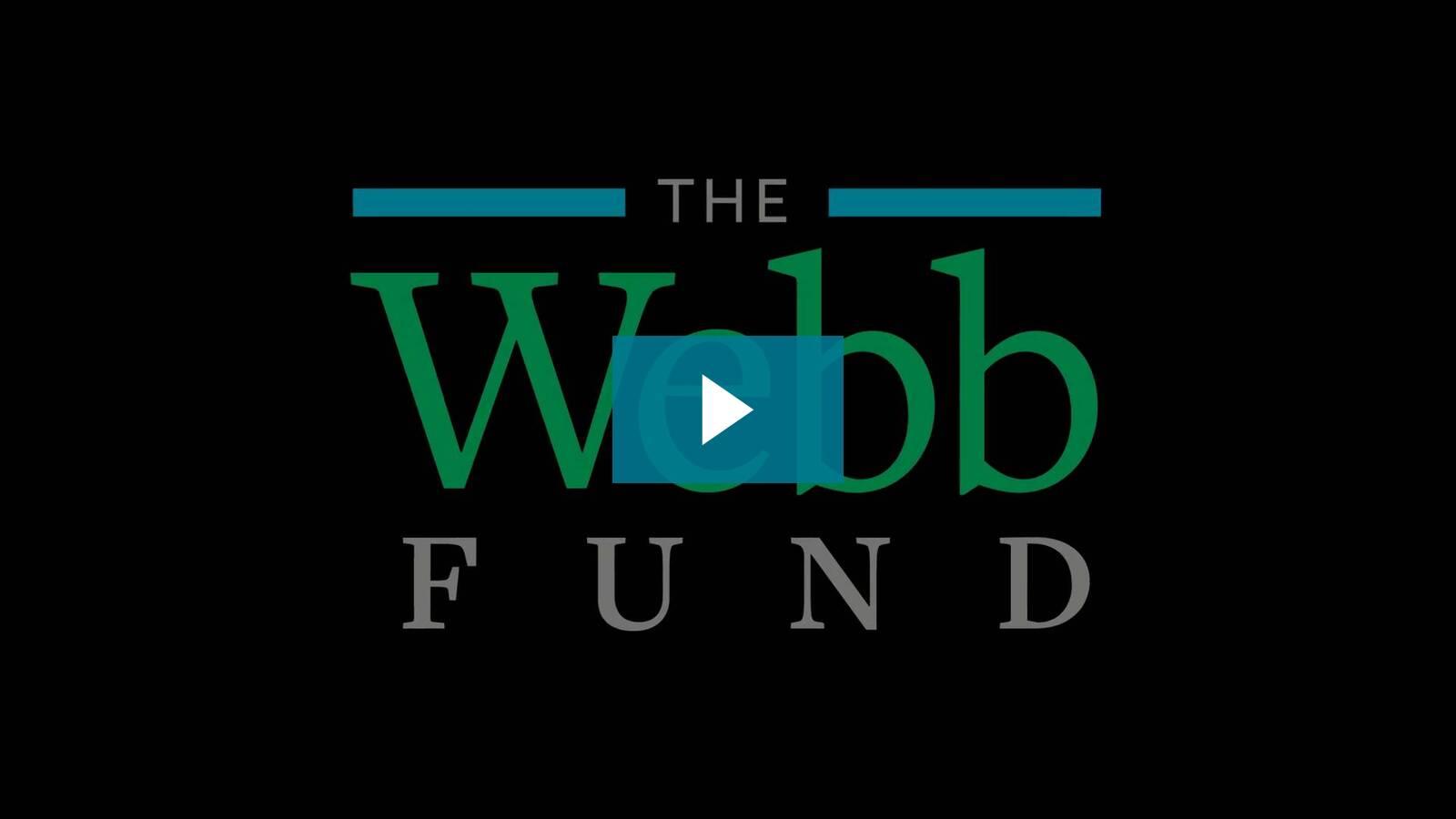 The Webb Fund 2017-2018