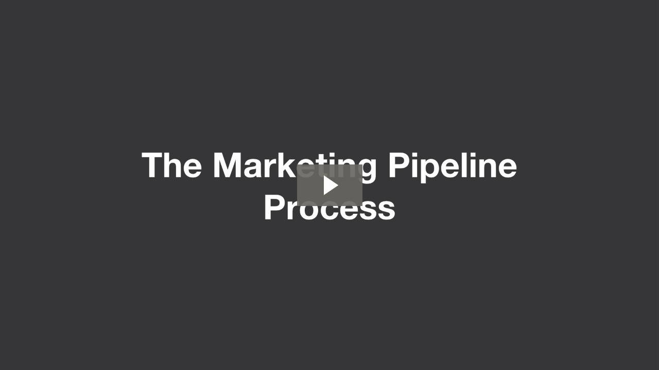 The Marketing and Sales Cycle