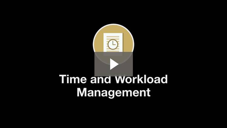 Introduction to Time and Workload Management