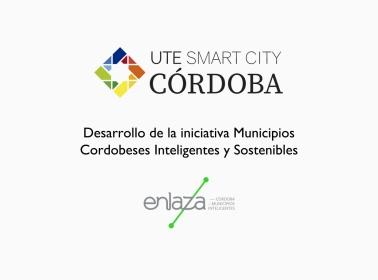 Proyecto ENLAZA - Municipios Cordobeses Inteligentes y Sostenibles