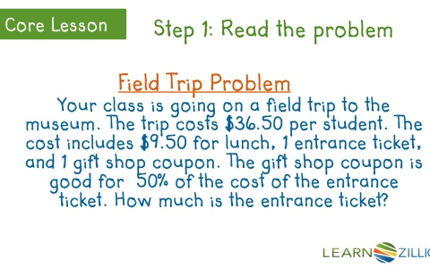 Lesson 16: Solve Problems with Equations - Ready Common Core