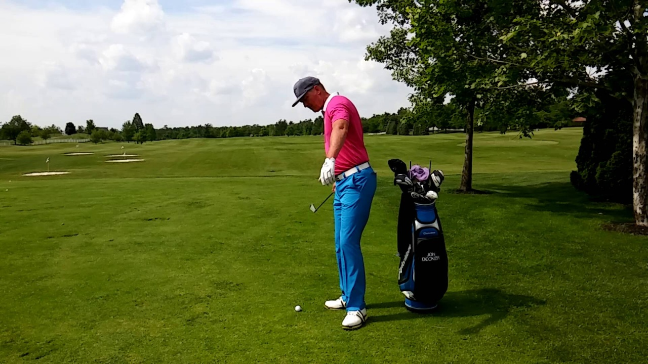 Control the Club Face with Your Body Rotation