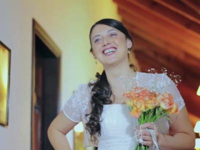 Disfruta de este video pre boda de una novia