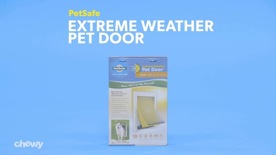 Petsafe Extreme Weather Pet Door Large