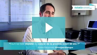 Faut-il se faire dépister du cancer de la prostate avant 50 ans ?