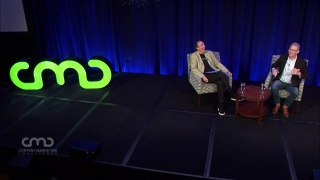 Fireside Chat with Brian Halligan, CEO of Hubspot, and CMC Chair...