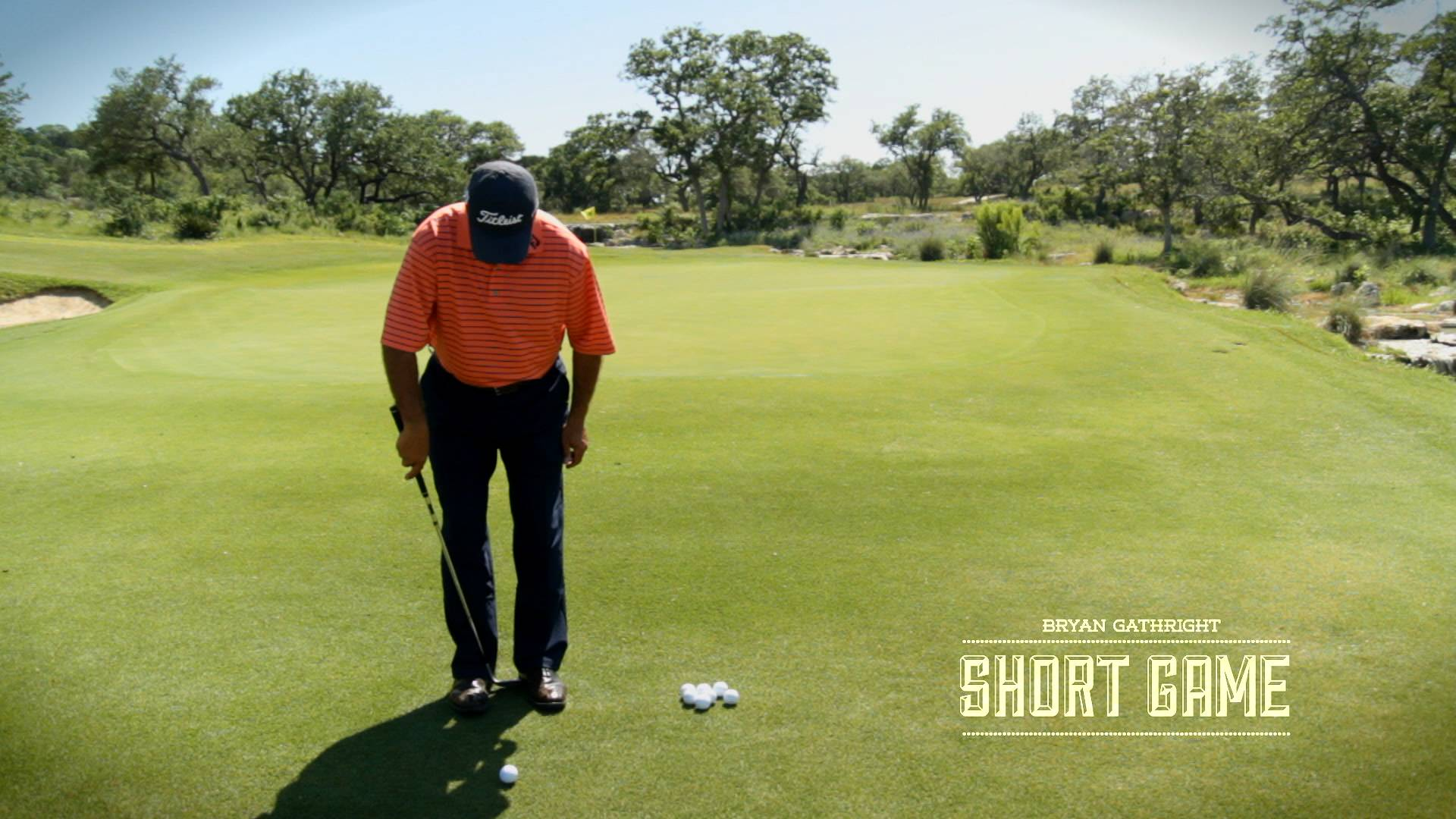 Short Game: Set-up