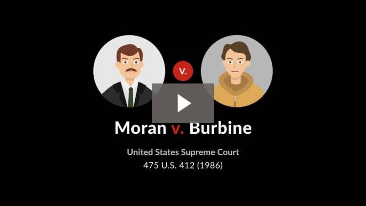 Moran v. Burbine