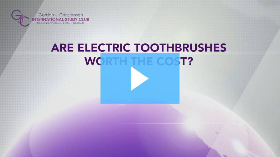 Q287_Are electric toothbrushes worth the cost?