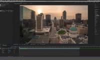 Thumbnail for Day to Night Composite / After Effects Assembly