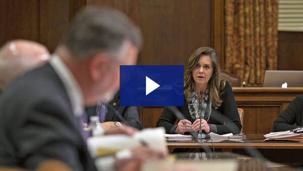 2/25/19 – Budget Hearing Q&A: Labor & Industry