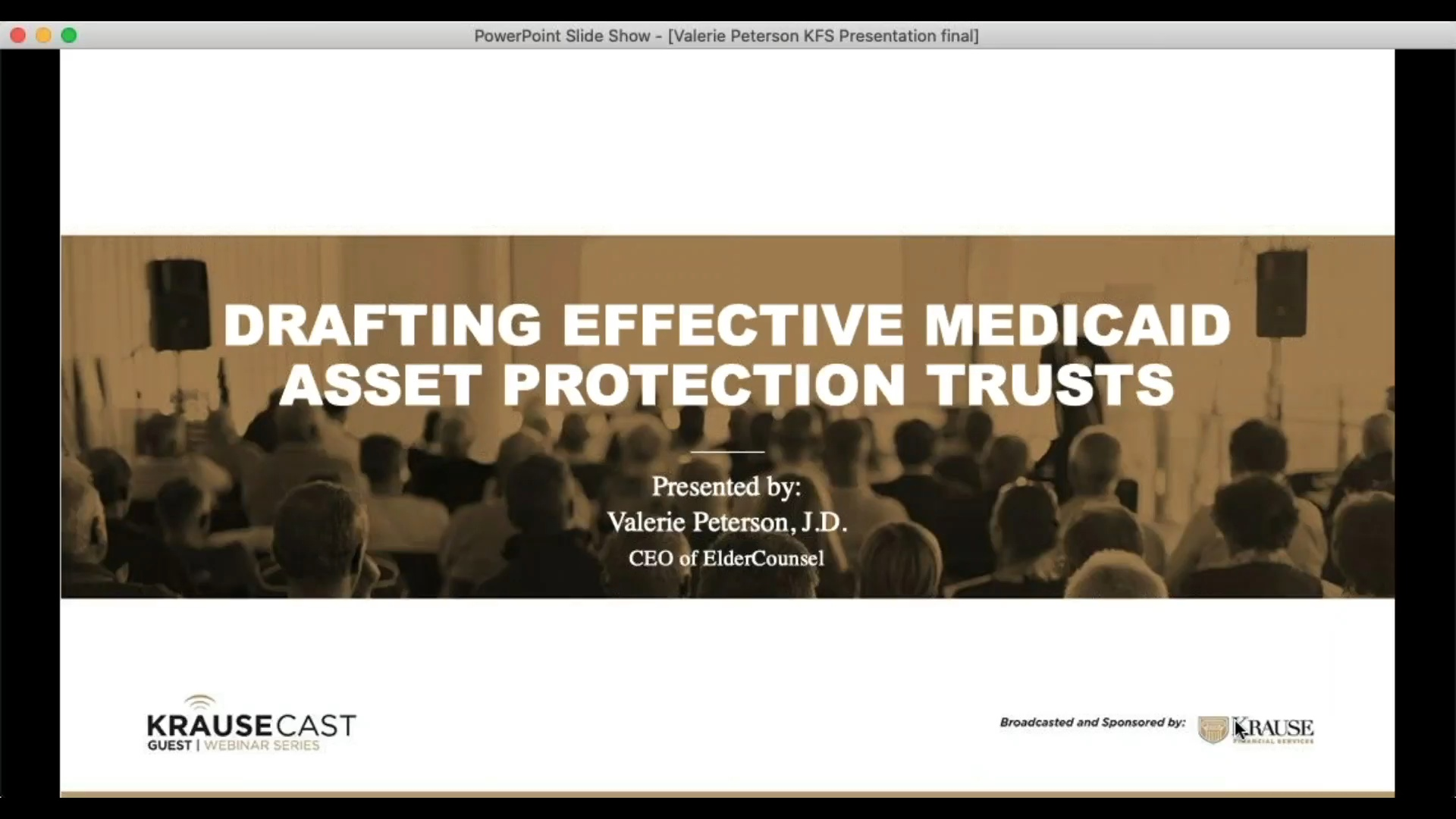 Drafting Effective Medicaid Protection Trusts