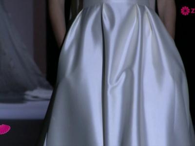 Vestidos de novia 2015: entallados a la cintura