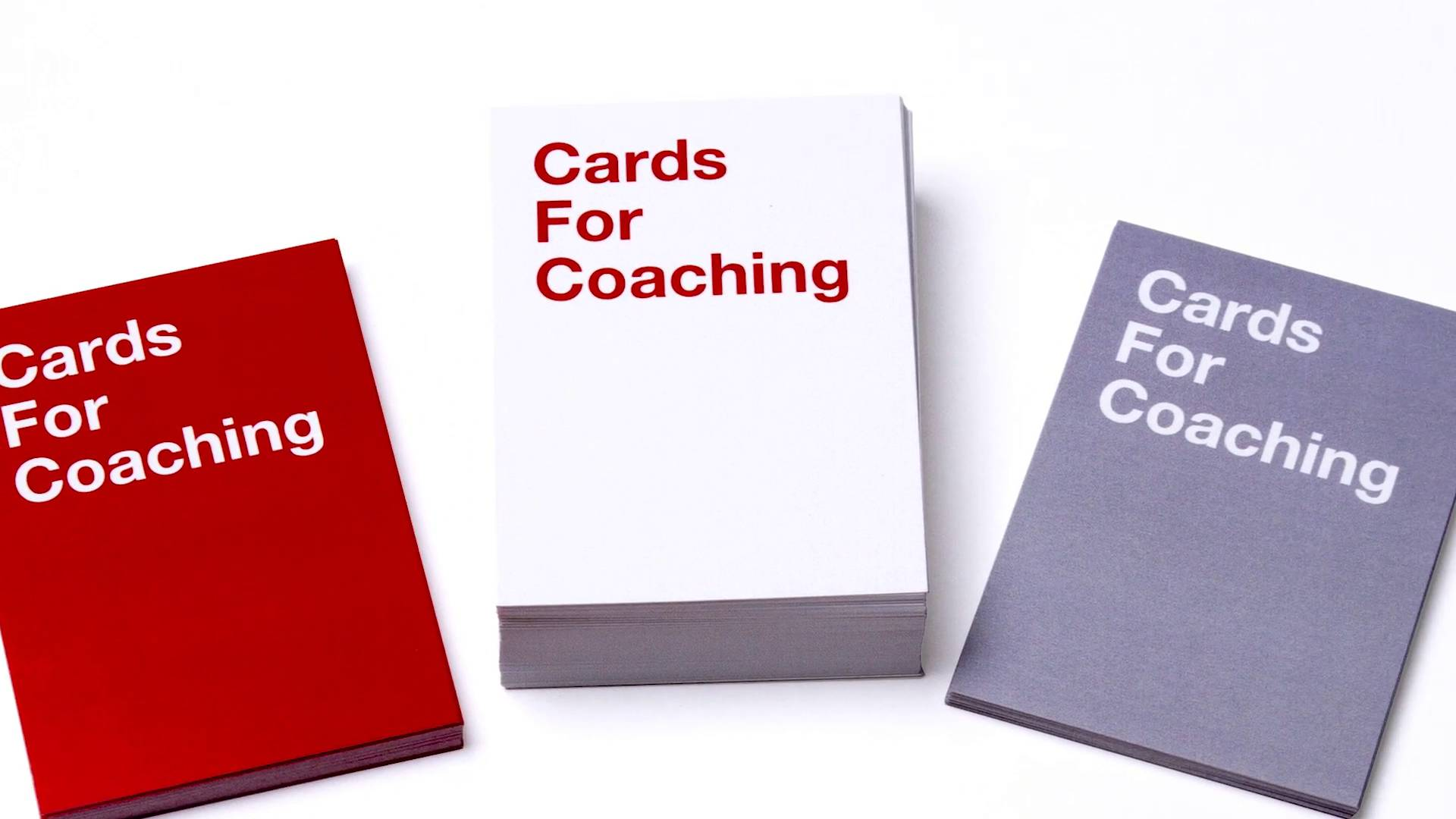 Cards for Coaching