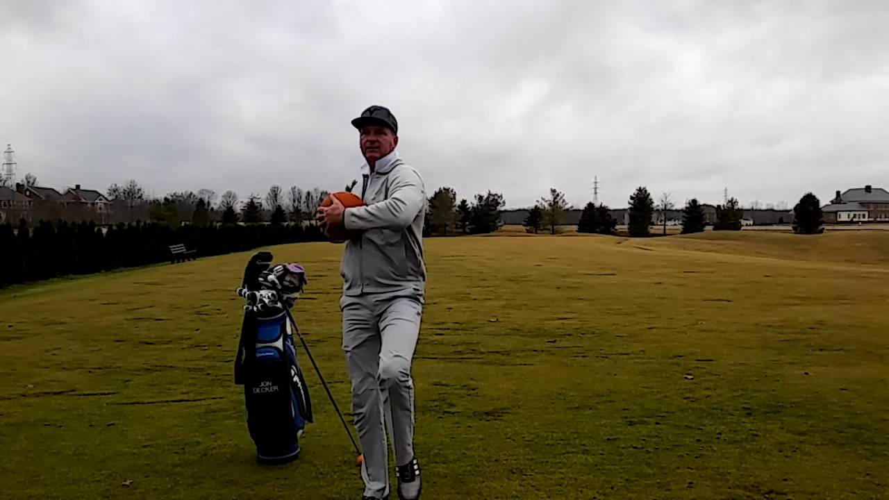 3 Warm-up Exercises that are a Must to Play Better Golf