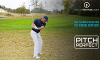 Pitch Perfect - On-Course Strategy: Red, Yellow, Green Pins