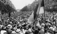 What was the impact of the Wall Street Crash on the Weimar Republic?