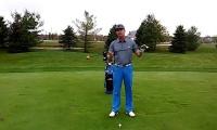 Use an Orange Whip Training Aid to Improve Swing