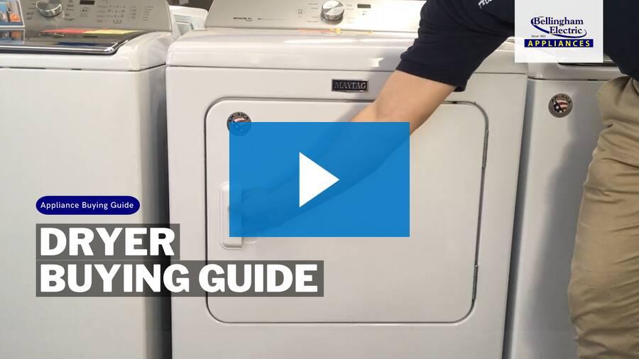 Dryer Buyer's Guide