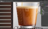 Thumbnail for Product Retouching / Coffee Maker: Low Median Workflow