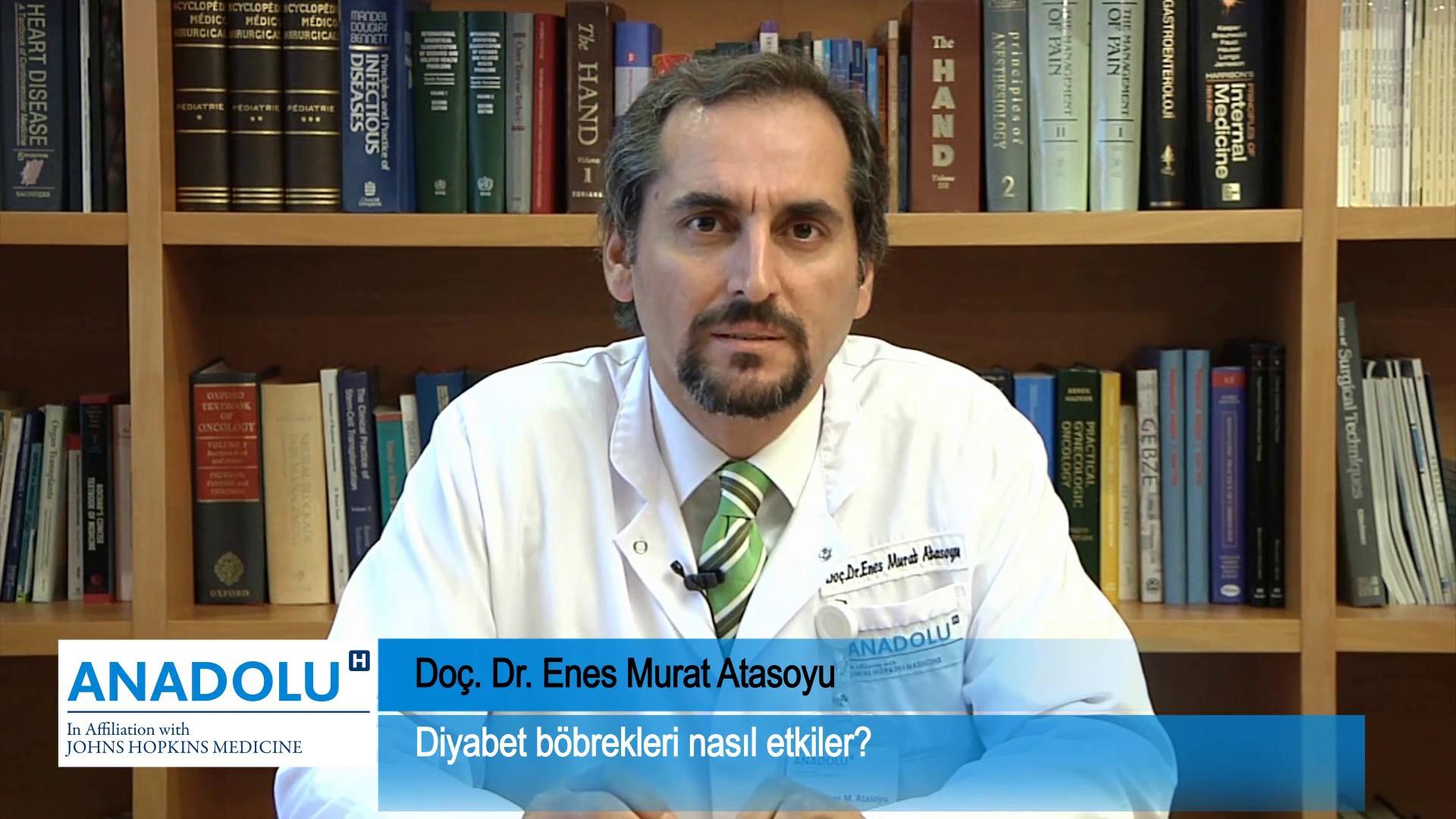Diyabet böbrekleri nasıl etkiler?