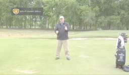 Practice: Stop the Slice with the Split-Hand Drill