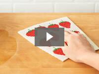 Video for Swedish Dishcloth - 3 Pack
