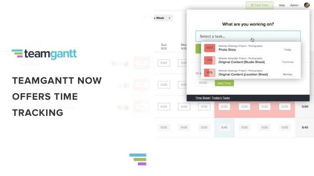 Online Gantt Chart Software Teamgantt