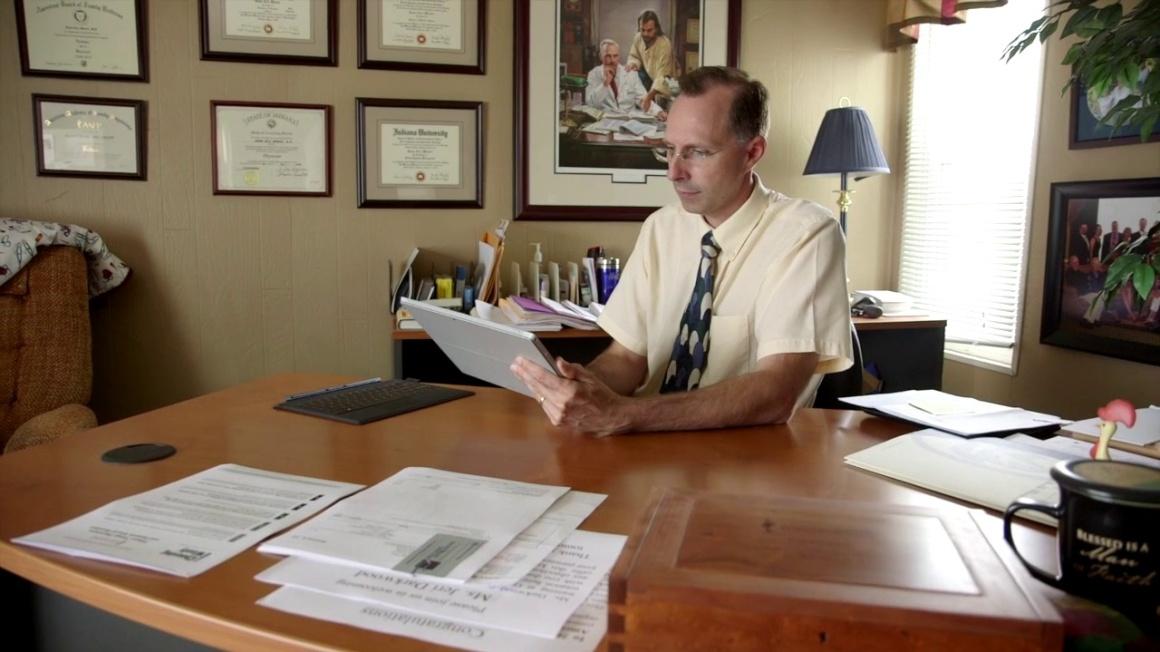 Dr. Marker Testimonial