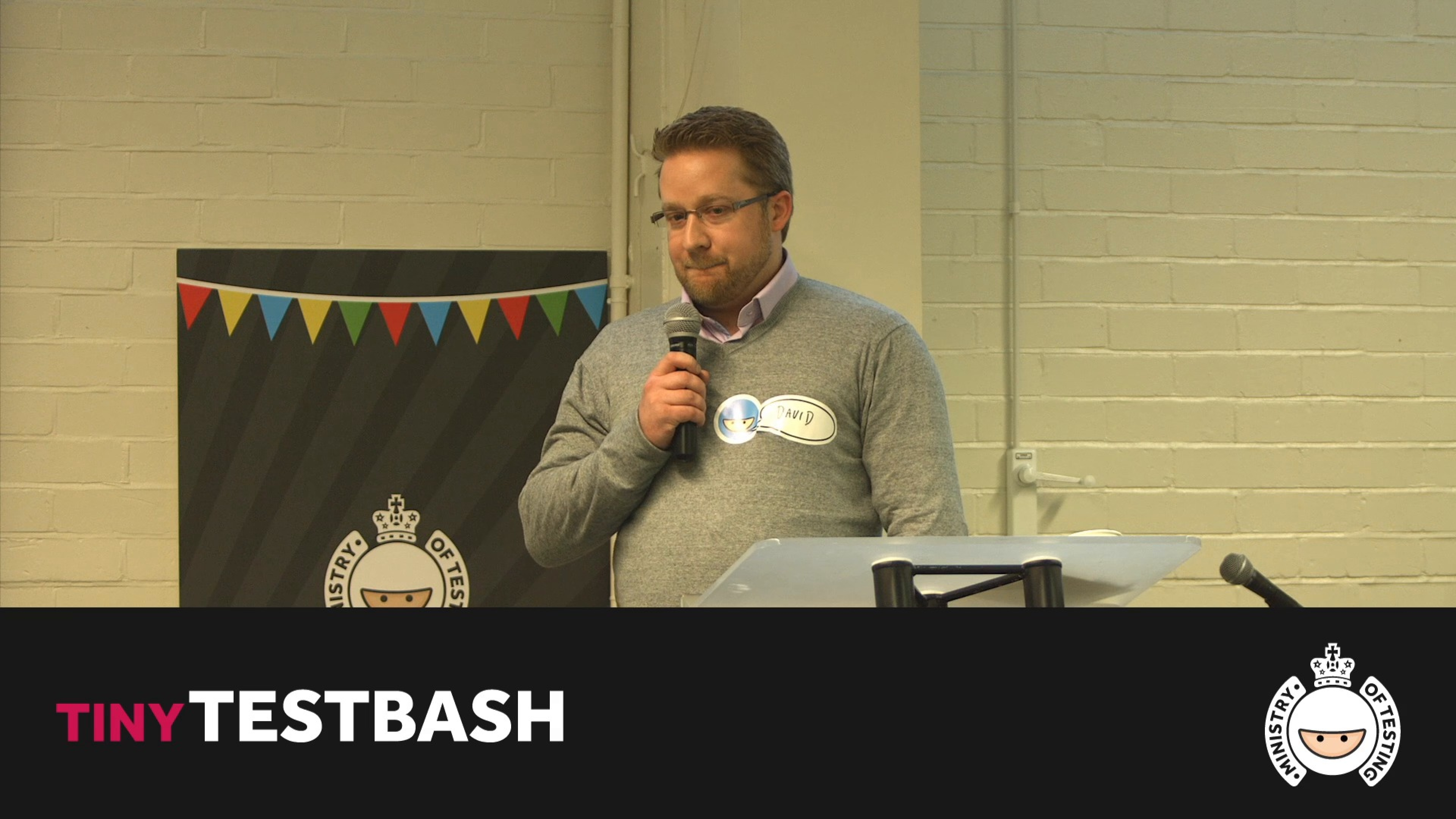 99 Second Talks - TinyTestBash 2015