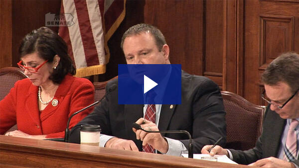 3/7/19 – Budget Hearing Q&A: Gaming Control Board (Part 1 of 2)