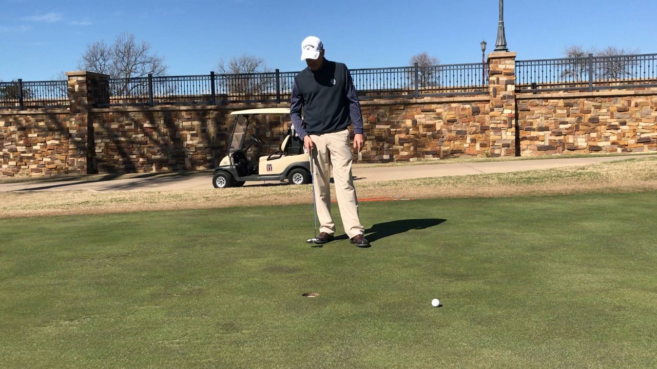 How To Putt Like The Pros From A Pro