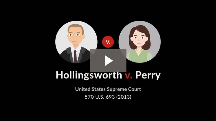 Hollingsworth v. Perry