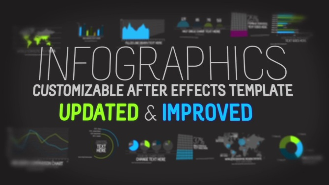 Infographics after effects template pronofoot35fo Image collections