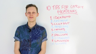 How To Create Catchy Headlines