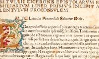 Pre-Civil War Letters (62-49 BC)
