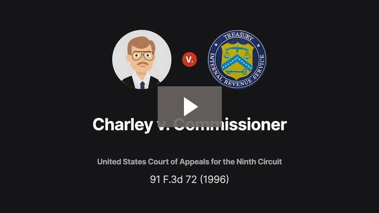 Charley v. Commissioner